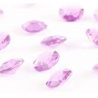 100 St. Diamanten Konfetti 12 mm